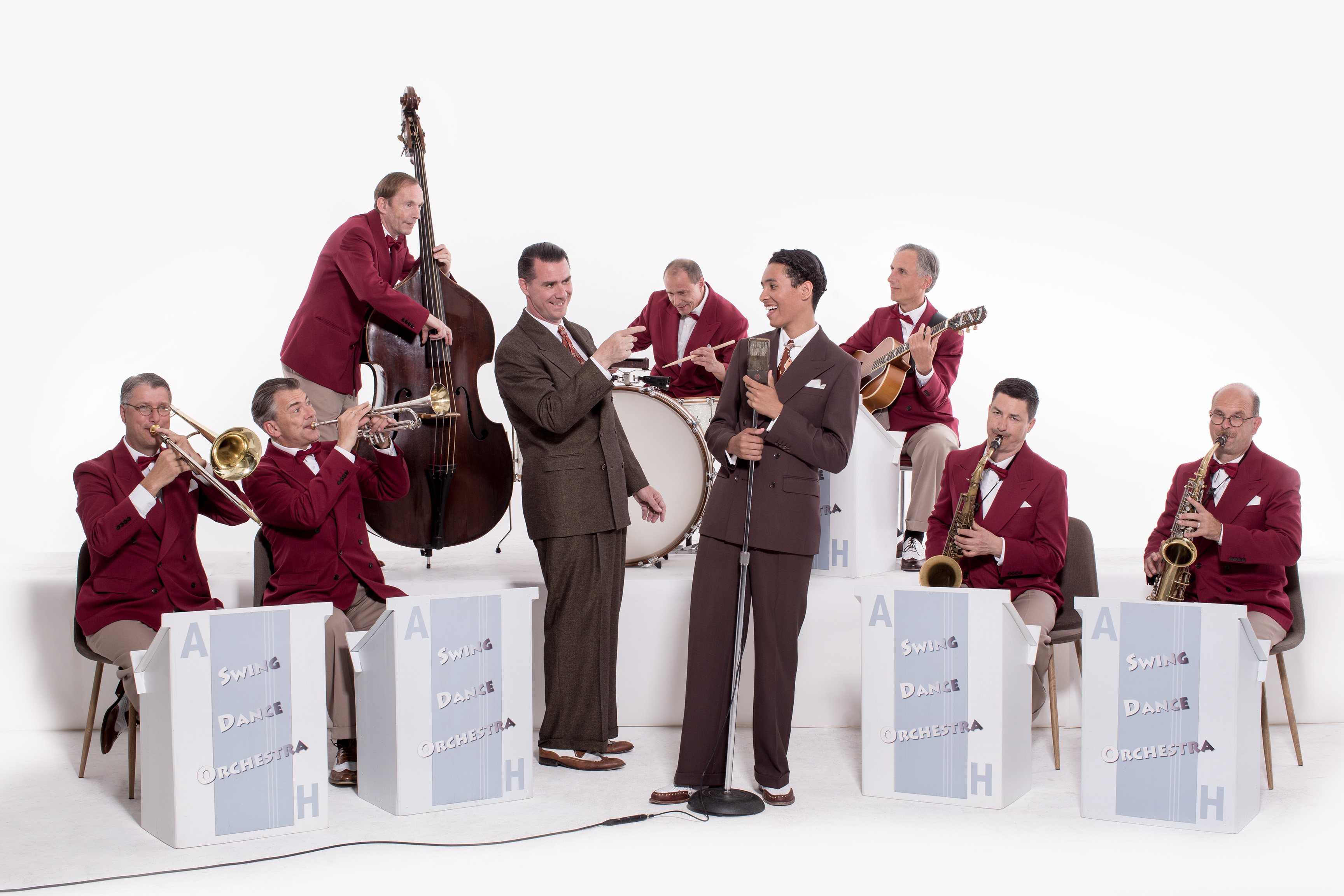 The Swing King – Andrej Hermlin & the Swing Dance Orchestra | 18. August