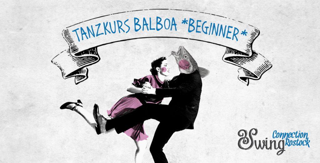 Tanzkurs Balboa *Beginner* | 19.September – 28.November 2019
