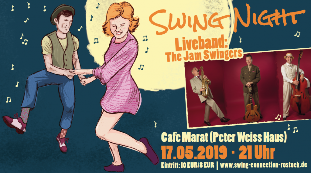 Swing Night im Café Marat | 17. Mai